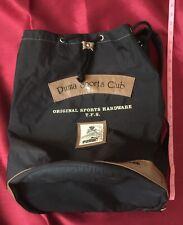 Vintage Puma Large Backpack Shoulder Bag Rucksack Satchel Unisex. Rare!