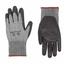 New Listing AmazonCommercial 13G Hppe Cut Resistant Liner & Polyurethane Coated Gloves (S)