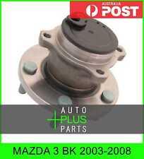 Fits MAZDA 3 BK 2003-2008 - Rear Wheel Bearing Hub