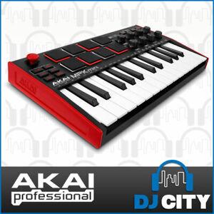 Akai MPK Mini MK3 MIDI Keyboard & MPC Pad Controller 25 Key