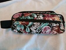 "Avon Cosmetic Case - Multi-Color - 9 1/2 x 3 1/2 x 2 1/4"" - New"