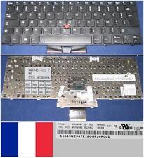 Teclado Azerty Fr LENOVO ThinkPad X100E MK84 MK6301 45N2947 45N2982 141341-000
