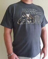 Harley Davidson, Men's Mile High T-Shirt, Size XLarge, US Men's