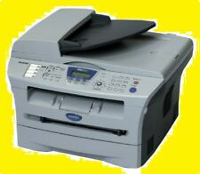 BROTHER MFC-7420 Printer w/ NEW Toner & NEW Drum -- REFURBISHED !!!