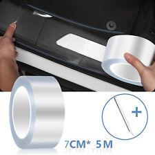 7cm*5m Auto Lackschutzfolie Transparent Universal Spezial Schutzfolie Folien Neu