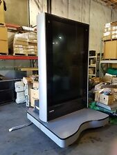 "SANYO PID-82ST1 82"" HD LCD MONUMENT PANEL SCREEN - WEATHERPROOF"