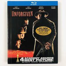 Unforgiven - 1992 (Blu-ray, DigiBook) Clint Eastwood Western