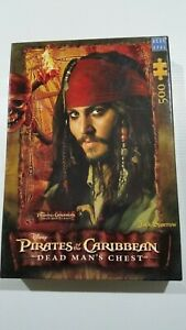 Pirates of the Caribbean, Jack Sparrow, 500 piece Jigsaw Puzzle