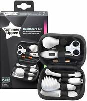 Baby Nail Clipper Grooming Set kit Tommee Tippee Thermometer Manicure Hair Comb