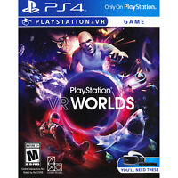 Playstation VR Worlds PS4 [Brand New]