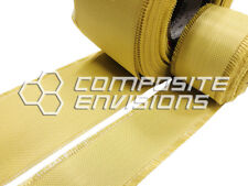 "Made with Kevlar Plain Weave Tape 167gsm 6"" width"