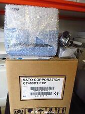 NEW IN BOX Sato CT400 WiFi WIRELESS CT400DT 203DPI EX2 DT Thermal Label Printer