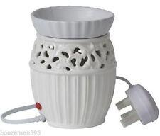 Decoración Yankee Candle color principal blanco para el lavadero