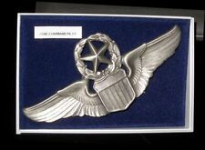 Insigne Brevet Pilote Commandant US AIR FORCE USAF