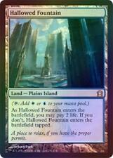 1x Foil Hallowed Fountain MTG: Return to Ravnica NM/NM-