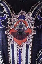 Mary Katrantzou Digital Print Silk Top, UK 8 NWT - RRP £650