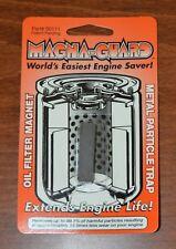 Magna-guard oil filter magnet