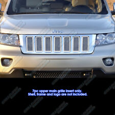 Fits 2011-2013 Jeep Grand Cherokee Stainless Steel Mesh Grille Grill Insert