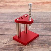 Zeigerpresse Uhren Zeigersetzer Uhrmacher Uhr Reparatur Werkzeug Alu Satz DE