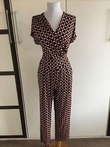 Ingenue Onjenu Jumpsuit Size 14