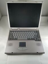 SAGER 2200S Laptop Notebook Computer For Parts Only Silver