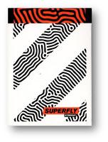 Superfly Stingray Jugando a las Cartas Póquer Juego de Cartas
