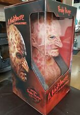 LICENSED BOXED IMMORTAL A NIGHTMARE ON ELM STREET FREDDY KRUEGER SILICONE MASK