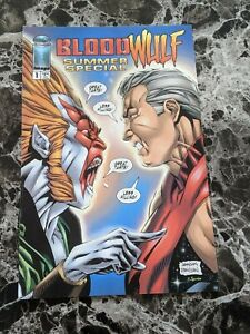 Bloodwulf SUMMER SPECIAL #1 August 1995 Image Comics