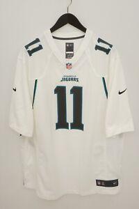 Men Offiziell Nike Jacksonville Jaguars BLAINE GABBERT JERSEY #11 2XL XXL XMT991
