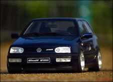1:18 Tuning Volkswagen VW Golf 3 VR6 - mit 9Jx16 BORBET A - Alufelgen - LIMITED
