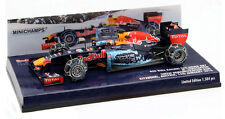 Minichamps Red Bull RB7 Snow Demo Run Kitzbuhel 2016 Max Verstappen  1/43 Scale