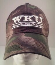 Western Kentucky University Realtree Hardwood Camouflage The Game Strapback Hat