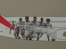 """Herpa Wings Airbus A380-800 Emirates """"REAL MADRID"""" - 529242 - 1:500"""