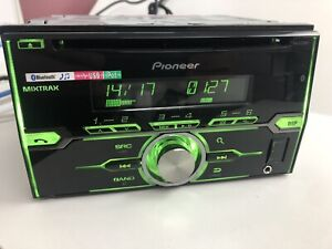 USED / Tested Pioneer FH-X720BT Radio