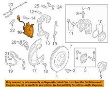 AUDI OEM 17-18 A4 Brake-Front-Brake Pads 8W0698151AF