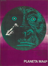 73515 Planet Of The Apes Movie Rare European Version Wall Print Poster Ca