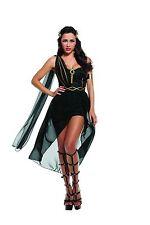 Starline Sexy Dark Goddess Women's Costume Set with Headpiece XL