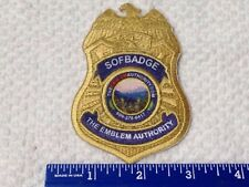 THE EMBLEM AUTHORITY SOFBADGE PATCH