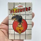 Vintage Road Runner Flashers Flashing Lapel Pin BEEP BEEP! Looney Tunes