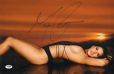 Gina Carano Signed 11x17 Photo PSA/DNA COA Autograph Auto'd Haywire Strikeforce