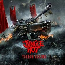 Terror Regime by Jungle Rot (CD, Mar-2013, Victory)