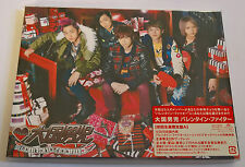 DGNA Daikoku Danji The Boss Valentine Fighter Japan Press CD+DVD Type A K-Pop