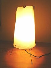 Isamu Noguchi AKARI 1P Floor/Table Lamp Washi Paper Japanese Light F/S w/Track