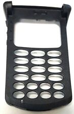 Startac Cellphone Plastic Front Housing Keypad Black Replace No Lenses Included