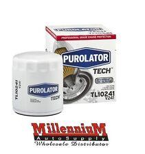 Purolator Tech Oil Filter TL10241 (Pack of 12) Fits PH3614, XG3614, 51516, 51034