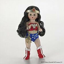 Wonder Woman 8'' Madame Alexander Doll, New  from the DC Comics Series