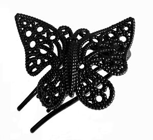 Butterfly Hair Clips Claw Barrettes Mini Jaw Clip Hairpin Hair Accessories
