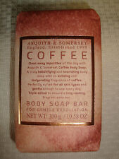 New Asquith & Somerset Made in Portugal 10.58oz/300g Luxury Bath Bar Soap Coffee