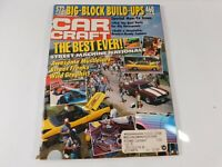 Vintage Original October 1989 Car Craft Magazine Custom Car Mods