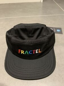 """Fractel Running Cap. New With Tags. RRP £35. Limited Edition """"Unity"""" Design."""
